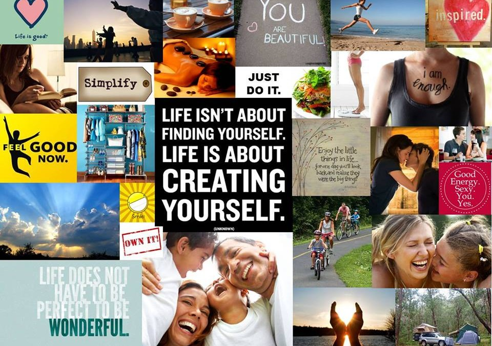 Vision Board Workshop – Using Visualization For Career Success