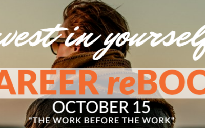"Are You an Entrepreneur or in Career Transition? Begin by doing your ""Work Before The Work""!"